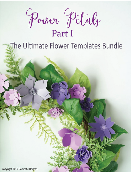 Power Petals Part I - Paper Flowers Bundle