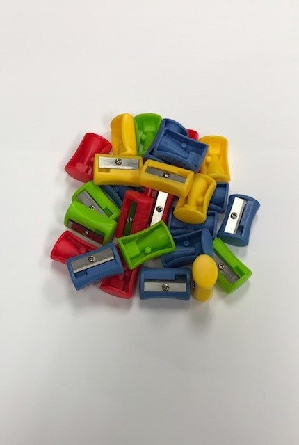 Mini Sharpeners: Assorted Colors