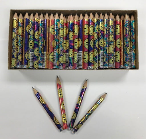 Decorated Pencils: Smiley Sensations
