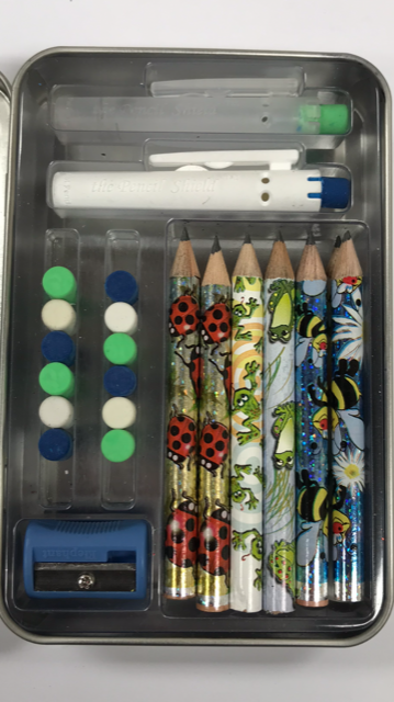 Build-A-Pencil Kit: Creatures