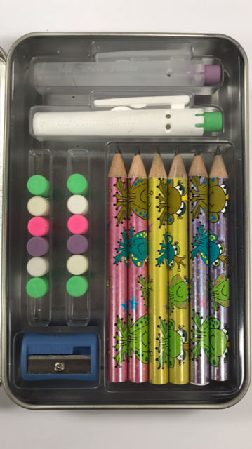 Build-A-Pencil Kit: Majestic Frog