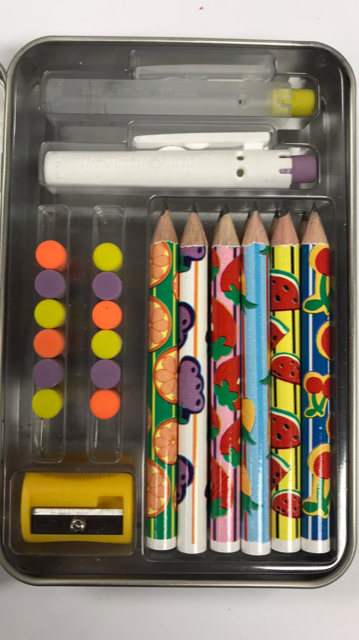 Build-A-Pencil Kit: Fruit Fling