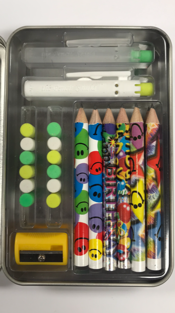 Build-A-Pencil Kit: Birthday