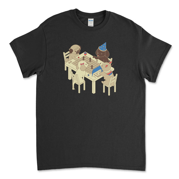 Dungeons and Dogs T-Shirt