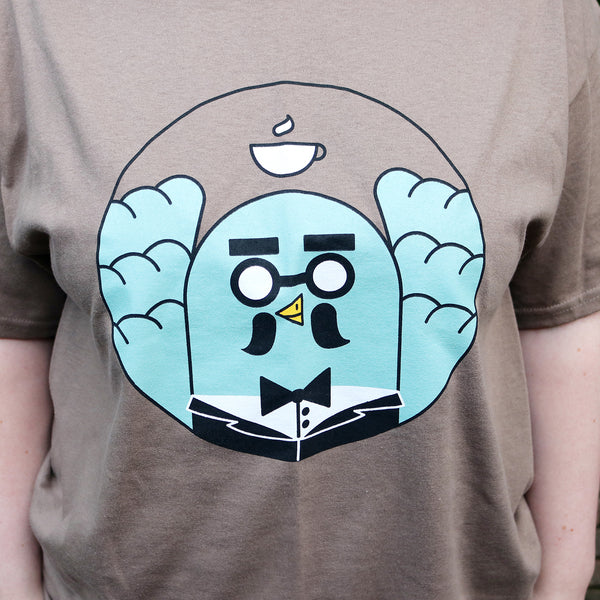 Animal Crossing Brewster T-shirt