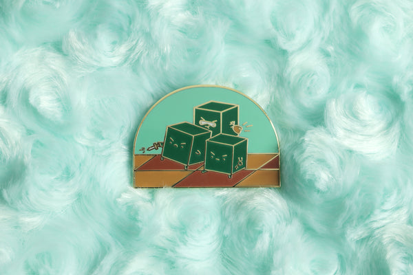 Day Rogue Hard Enamel Pin