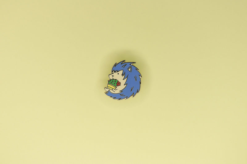 Sonic the Hedgehog Pin by Dbl Feature