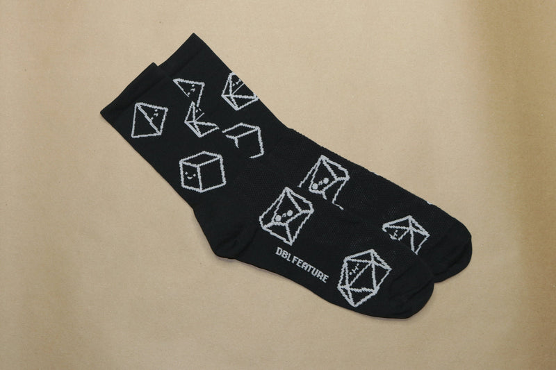 Tiny Dice Buddies Socks