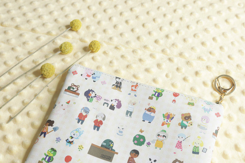 Animal Crossing Pouch with Billy Balls