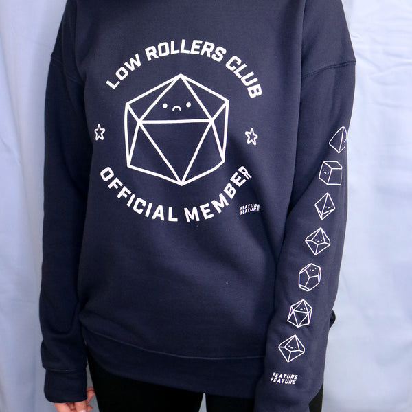 Low Rollers Club Sweatshirt