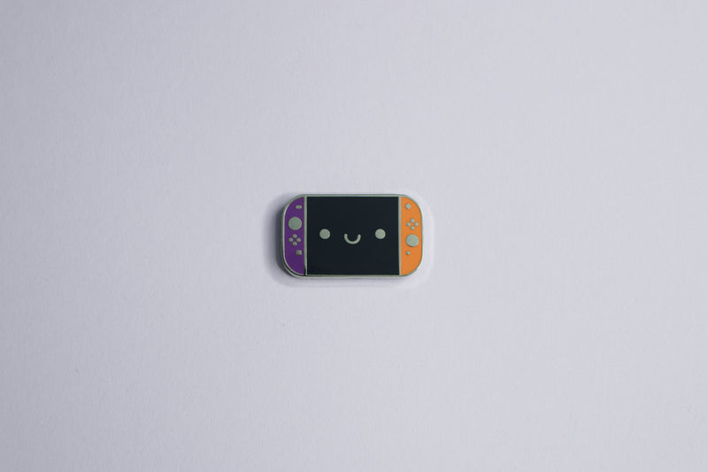 Purple and Orange Switch