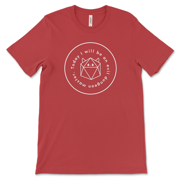 Evil Dungeon Master T-Shirt
