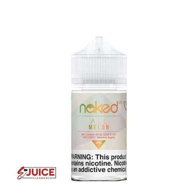 All Melon - Naked 100 60ml - E-Liquids | E-juice Clearance