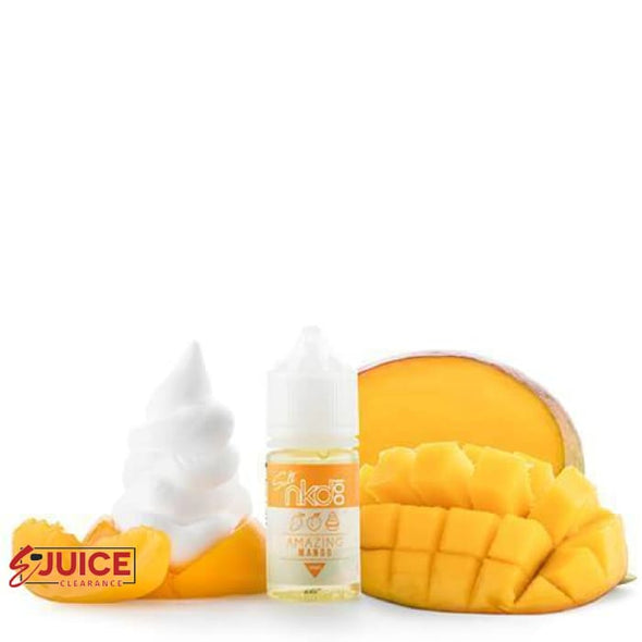 Amazing Mango - Naked 100 Salt 30ml - E-Liquids | E-juice Clearance