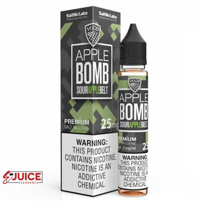 Apple Bomb - VGOD SaltNic 30ml - E-Liquids | E-juice Clearance