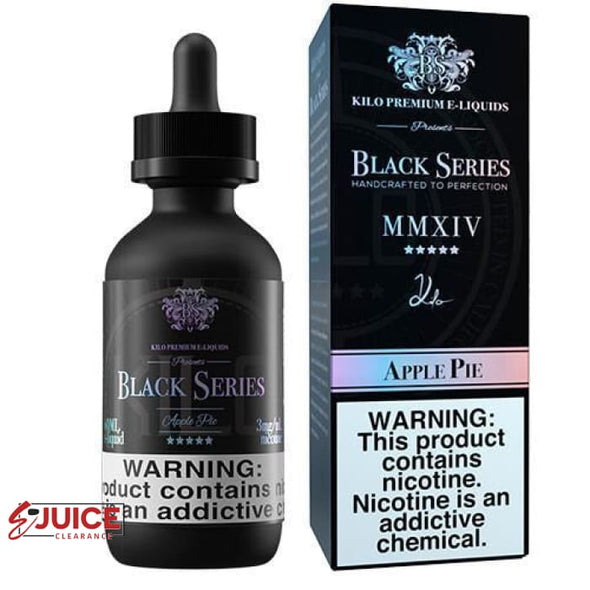 Apple Pie - Kilo Black Series 60ml - E-Liquids | E-juice Clearance
