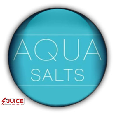AQUA Salts Bundle - 3 Pack - E-Liquids | E-juice Clearance