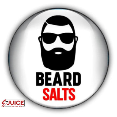 Beard Salt Bundle - 3 Pack - E-Liquids | E-juice Clearance