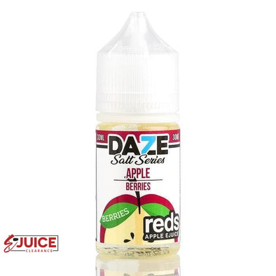 Berries Reds Apple - 7 Daze Salt 30ml - E-Liquids | E-juice Clearance