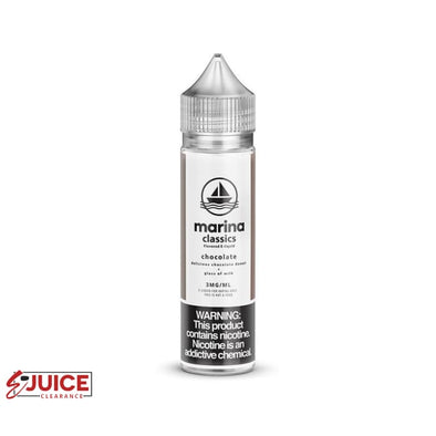 Chocolate - Marina Classics 60ml - E-Liquids | E-juice Clearance