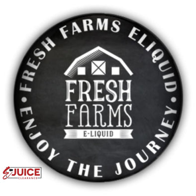 Fresh Farms E-Liquid - Sample Box - E-Liquids | E-juice Clearance