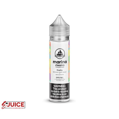 Fruity - Marina Vape Classics 60ml - E-Liquids | E-juice Clearance