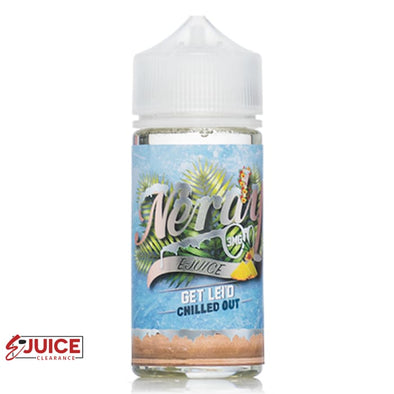 Get Lei'D Chilled Out - Nerdy E-Juice 100ml - E-Liquids | E-juice Clearance