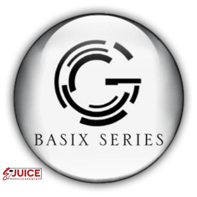 Glas Basix Nic Salt Bundle - 3 Pack - E-Liquids | E-juice Clearance