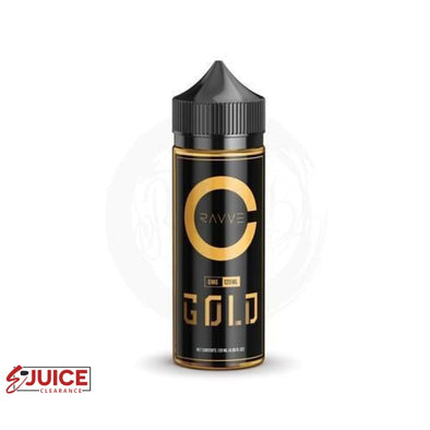 Gold by Ruthless Cravve E-Juice 120ml - E-Liquids | E-juice Clearance
