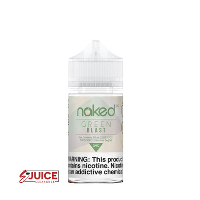Green Blast - Naked 100 60ml - E-Liquids | E-juice Clearance