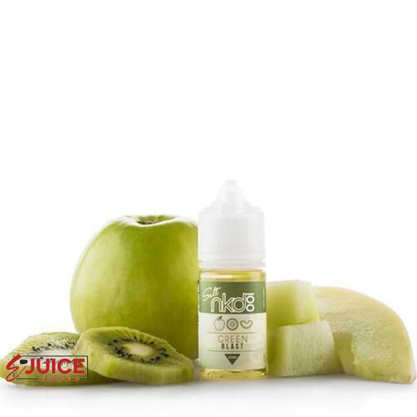 Green Blast - Naked 100 Salt 30ml - E-Liquids | E-juice Clearance