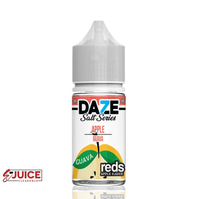 Guava - 7 Daze Salt 30ml - E-Liquids | E-juice Clearance