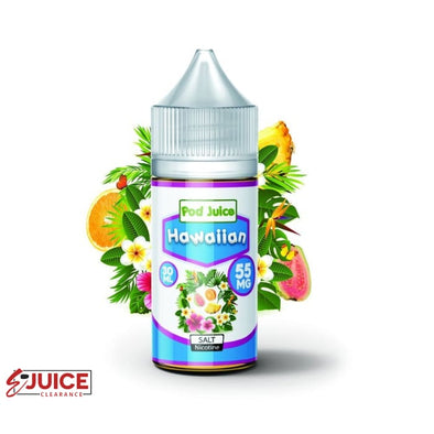 Hawaiian Pod - Pod Juice 30ml - E-Liquids | E-juice Clearance