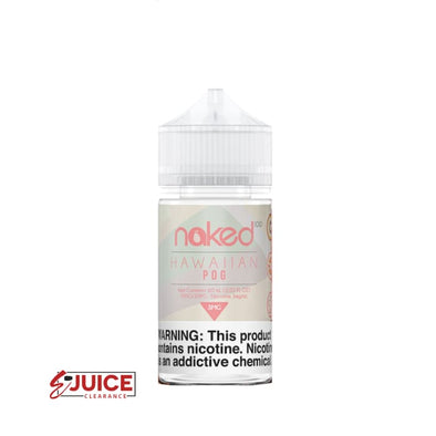 Hawaiian Pog - Naked 100 60ml - E-Liquids | E-juice Clearance