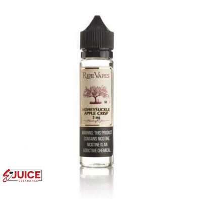 Honeysuckle Apple Crisp - Ripe Vapes 60ml - E-Liquids | E-juice Clearance
