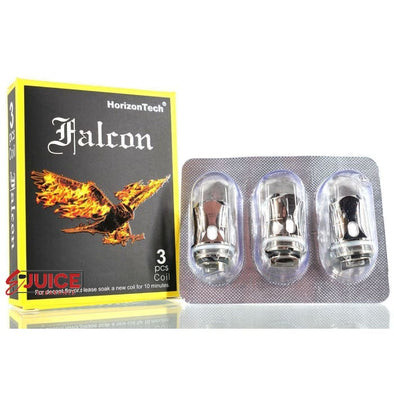 HorizonTech Falcon Replacement Coils - E-Liquids | E-juice Clearance