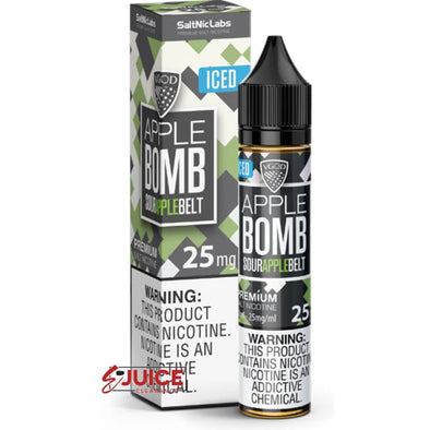 Iced Apple Bomb - VGOD Tricklyfe 60ml - E-Liquids | E-juice Clearance