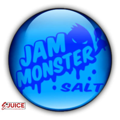 Jam Monster Salt Bundle - 3 Pack - E-Liquids | E-juice Clearance