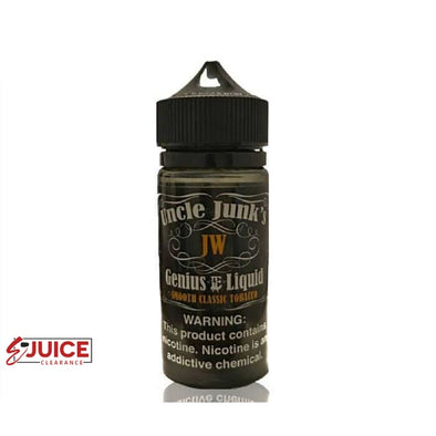 Jon Wayne - Uncle Junk's 100ml - E-Liquids | E-juice Clearance