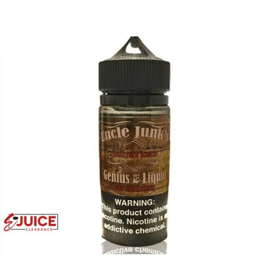 Junkyard Scotch - Uncle Junk's - E-Liquids | E-juice Clearance