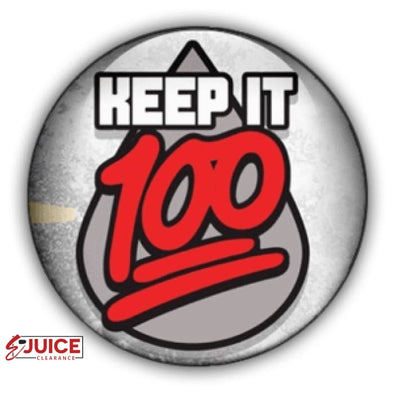 Keep It 100 E-Juice Bundle - 3 Pack - E-Liquids | E-juice Clearance