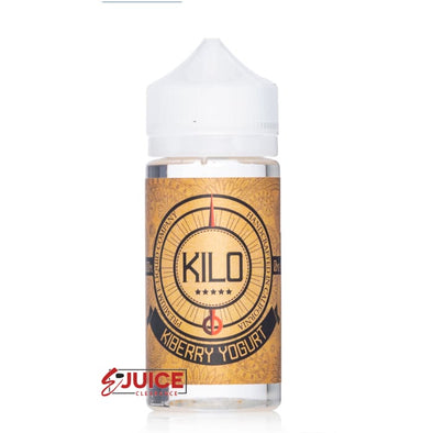 Kiberry Yogurt - Kilo Original Series 60ml - E-Liquids | E-juice Clearance