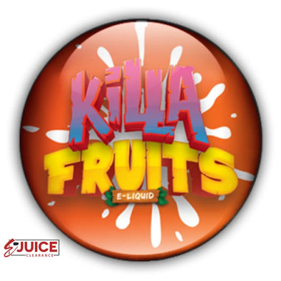 Killa Fruits Salt Bundle - 3 Pack - E-Liquids | E-juice Clearance