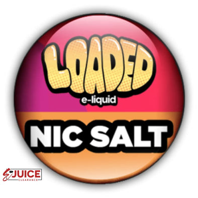 Loaded NicSalt Bundle - 3 Pack - E-Liquids | E-juice Clearance