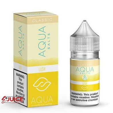 Lush - AQUA Classic E-Juice Salts 30ml - E-Liquids | E-juice Clearance