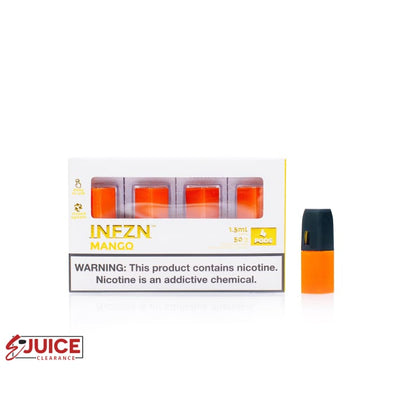 Mango by INFZN (4 Pack) - E-Liquids | E-juice Clearance