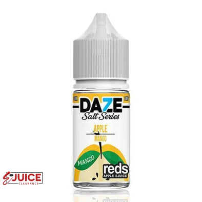 Mango Iced Reds Apple - 7 Daze Salt 30ml - E-Liquids | E-juice Clearance