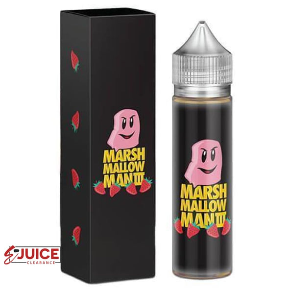 Marshmallow Man 3 - Marina Vape 60ml - E-Liquids | E-juice Clearance