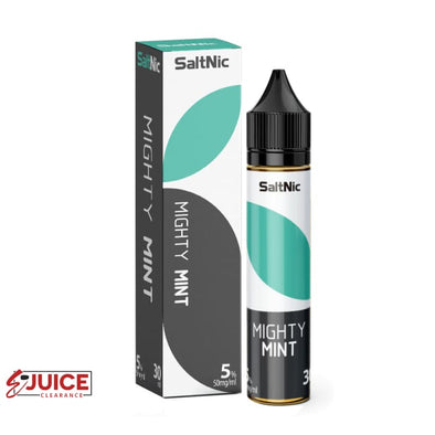 Mighty Mint - VGOD SaltNic 30ml - E-Liquids | E-juice Clearance