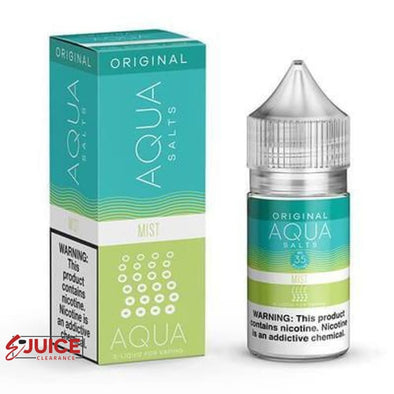 Mist - AQUA Salt 30ml - E-Liquids | E-juice Clearance